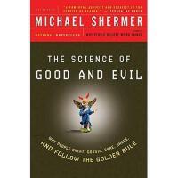 【预订】The Science of Good and Evil: Why People Cheat