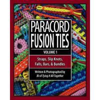 【预订】Paracord Fusion Ties, Volume 1: Straps, Slip Knots