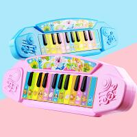 中英儿童多功能电子琴女孩玩具早教启蒙婴儿音乐小宝宝钢琴1-3岁