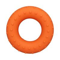 握力器握力圈球女士老年器材训练手指按摩儿童男式橡胶圈 红色 轮胎70磅力量训练