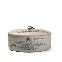 普洱茶盒家用大号茶盒罐功夫茶具茶盒通用泡茶器茶具配件茶叶存储