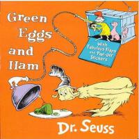 Green Eggs & Ham (Nifty Lift-and-Look) [Board book] by Dr.