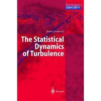 【预订】The Statistical Dynamics of Turbulence