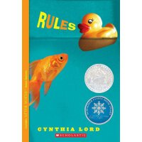 Rules 大卫的规则(2007年纽伯瑞银奖小说) ISBN9780439443838