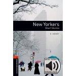Oxford Bookworms Library: Level 2: New Yorkers MP3 Pack