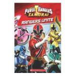 【预订】Power Rangers Samurai: Rangers Unite