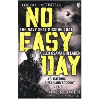 英文原版 No Easy Day: The Only First-hand Account of the Navy S