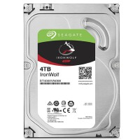 Seagate/希捷 酷狼系列 4TB ST4000VN008 5900转64M SATA3 企业硬盘 NAS网络硬盘