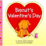 【正版直发】Biscuit's Valentine's Day Alyssa Satin Capucilli,Pat
