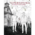 【预订】Supernatural: The Official Coloring Book