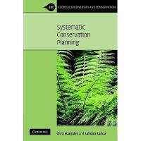 【预订】Systematic Conservation Planning Y9780521703444