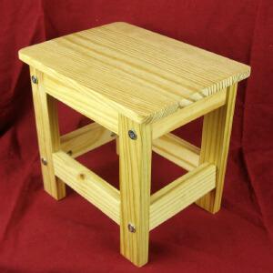 【每满100-50】宜哉 学生板凳 松木小板凳 小凳子 儿童凳子 全实木 无油漆