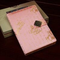 商务礼品定制 云锦笔记本套装中国风特色小礼品实用员工福利开学礼物送同学老师礼物SN1766