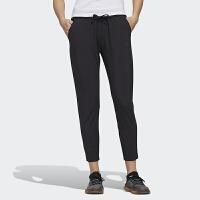 Adidas阿迪达斯女裤秋季休闲运动裤健身跑步透气裤子FK3523
