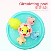 玩具花式喷泉沐浴花洒音乐智能戏水玩具1-3-6岁宝宝