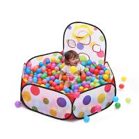 可折叠海洋球池 室内玩具儿童游戏屋宝宝婴儿波波池小孩帐篷