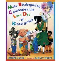 宾得小姐上幼儿园的最后一天 Miss Bindergarten Celebrates the Last Day of