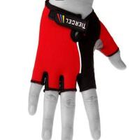 夏季骑行手套自行车男女款手套半指短指山地车装备单车短指手套