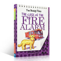 The Buddy Files: The Case of the Fire Alarm 狗侦探4 英文原版 儿童章节书