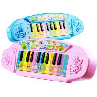 1-3岁女孩儿童电子琴钢琴宝宝 弹奏玩具初学学习