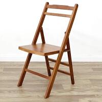 简易家用省空间竹椅 户外躺椅靠背电脑午休椅实木便携可折叠椅子