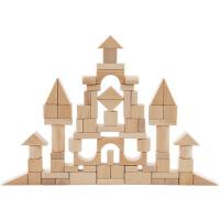 儿童木制积木玩具1-2-3-6周岁男孩女孩拼搭玩具