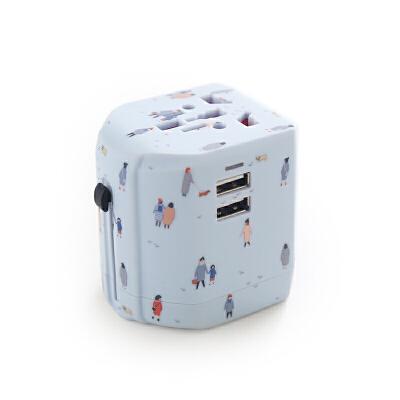 转换插头通用旅行出国充电转换器插座