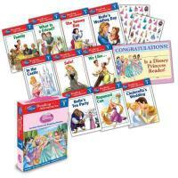 【预订】Reading Adventures Disney Princess Level 1 Boxed