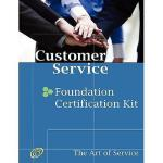 【预订】Customer Service Foundation Level Full Certification