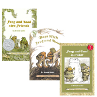 青蛙与蟾蜍Frog and Toad Are Friends all year together Days with