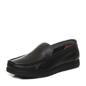 Bata/拔佳春季专柜同款牛皮男单鞋8703-1AM