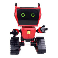对话机器人玩具男孩 机器人小铁电动遥控跳舞语音