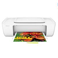 HP DeskJet 1112 喷墨彩色照片打印机 HP1112单黑色家用作业打印机 家庭作业打印机 家用彩色打印机 替代 惠普1010打印机