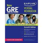 【预订】New GRE Verbal Workbook