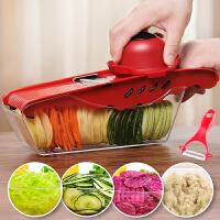 家用土豆丝切丝器厨房用品多功能切菜蔬菜胡萝卜擦丝切片刨丝神器
