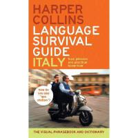 【预订】HarperCollins Language Survival Guide: Italy: The