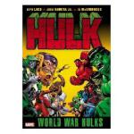 【预订】Hulk: World War Hulks Y9780785160397