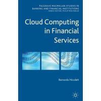 【预订】Cloud Computing in Financial Services