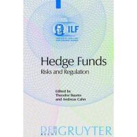 【预订】Hedge Funds: Risks and Regulation