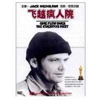 正版电影dvd碟片飞越疯人院 杰克