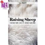 【中商海外直订】Raising Sheep - How We Do It and More