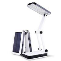 包邮久量LED充电式太阳能学生宿舍台灯阅读灯学习灯