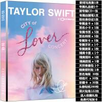 泰勒斯威夫特TaylorSwift新专辑Lover写真集周边明信片海报歌词本
