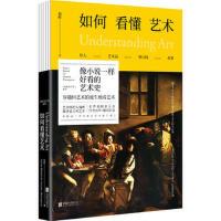 如何看懂艺术:伟大艺术品背后的故事 像小说一样好看的艺术史 纸书版+有声书版同步上市 原创艺术类图书
