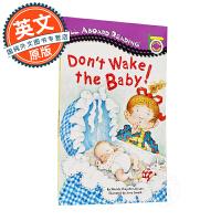 Don't Wake the Baby! 别把宝宝吵醒了【英文原版童书 汪培�E第1阶段 亲子读物 经典有趣故事书】