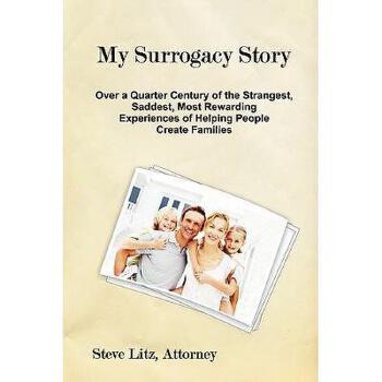 【预订】My Surrogate Story 美国库房发货,通常付款后3-5周到货!