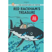 Tintin Young Readers Edition #1: Red Rackham's Treasure 丁丁历险记・红色拉克姆的宝藏(特别版)ISBN 9780316133845