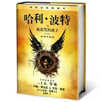 哈利波特与被诅咒的孩子8 中文 JK罗琳系列第八个故事 儿童文学舞台剧长篇魔幻畅销小说书籍 正版