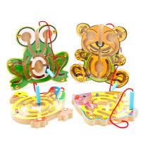 儿童积木玩具3-6周岁女孩宝宝1-2岁婴儿智力男孩4-9拼装7-8-10岁