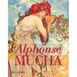 Alphonse Mucha 阿尔丰斯・穆夏 艺术作品集 英文原版